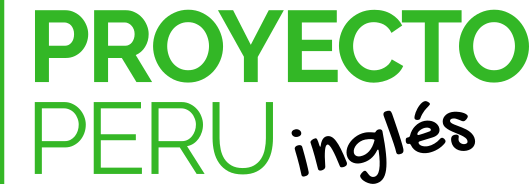 Proyecto Peru Inglés